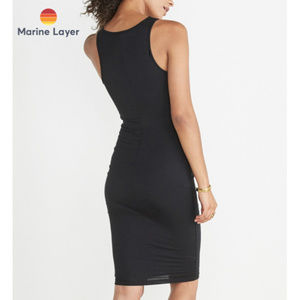32702575277 Marine Layer Dresses - Marine Layer -  Lexi  Midi Tank Dress ...